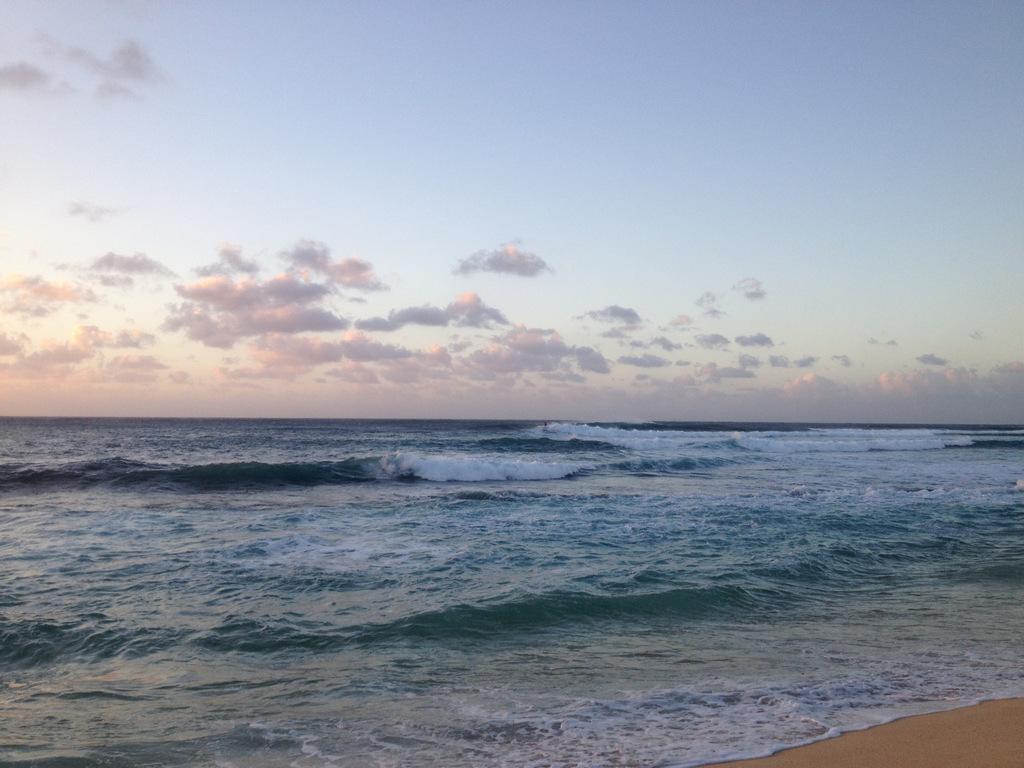 sunset-beach-view