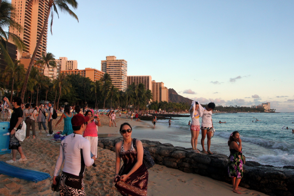 how to get to lanikai beach from waikiki